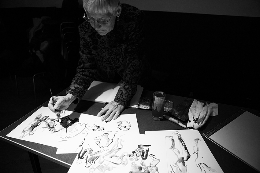 © Silvia Boschiero | Open Studio Amsterdam #1